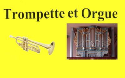 Concert orgue et trompette