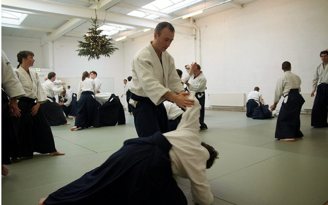 Cours d'aikido