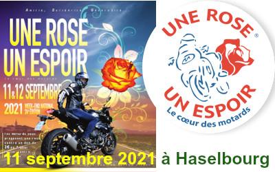 Une rose, un espoir